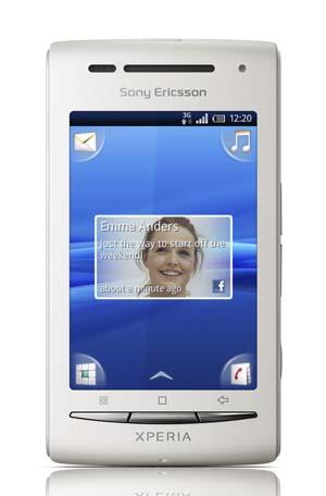 3 Seri Terbaru Sony Ericsson: X8, Yendo & Cedar