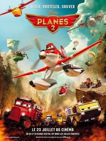 Regarder Planes: Fire & Rescue en streaming