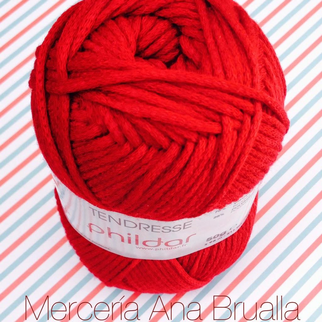 Tendresse ovillos de Algodón de Merceria online Brualla