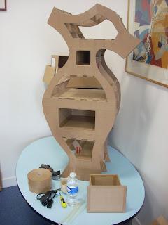 M diath que de quimperl atelier de fabrication de meubles en carton et atelier petites bo tes - Fabrication de meubles en carton ...