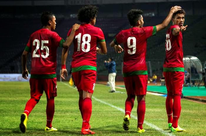 Jadwal Pertandingan Timas U-23 di Asian Games 2014