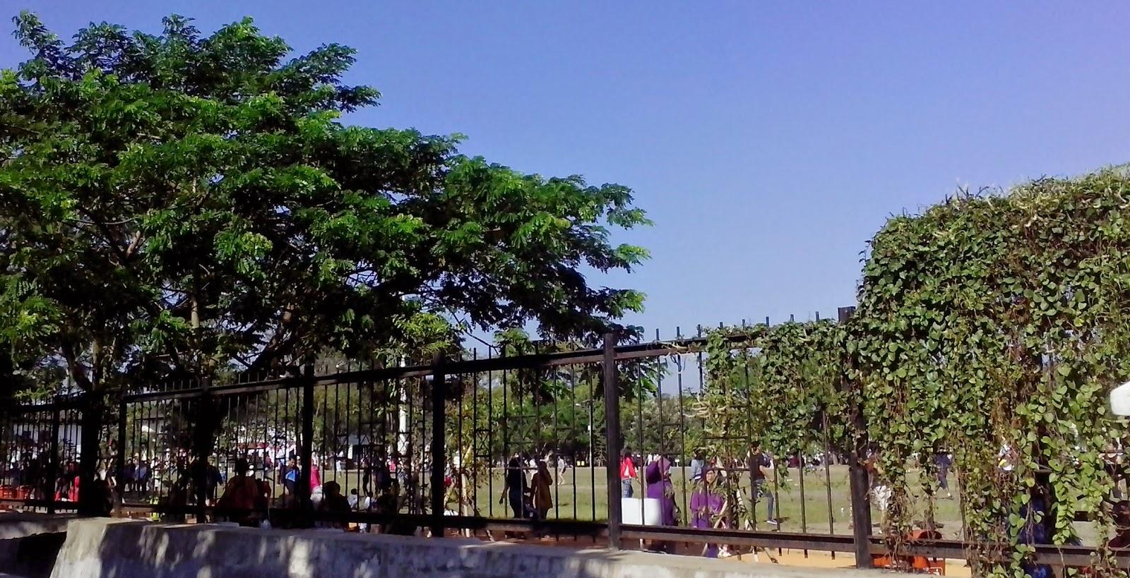 Gasibu, Tempat Wisata Belanja Populer di Bandung