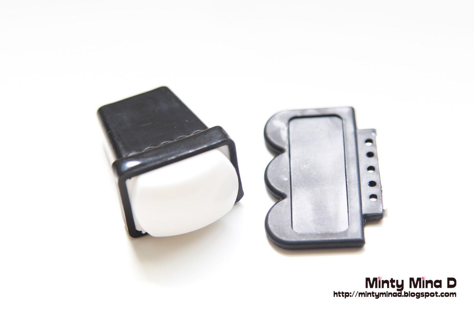 Minty Mina D: BornPrettyStore nail art stamping tools review (PART 2)