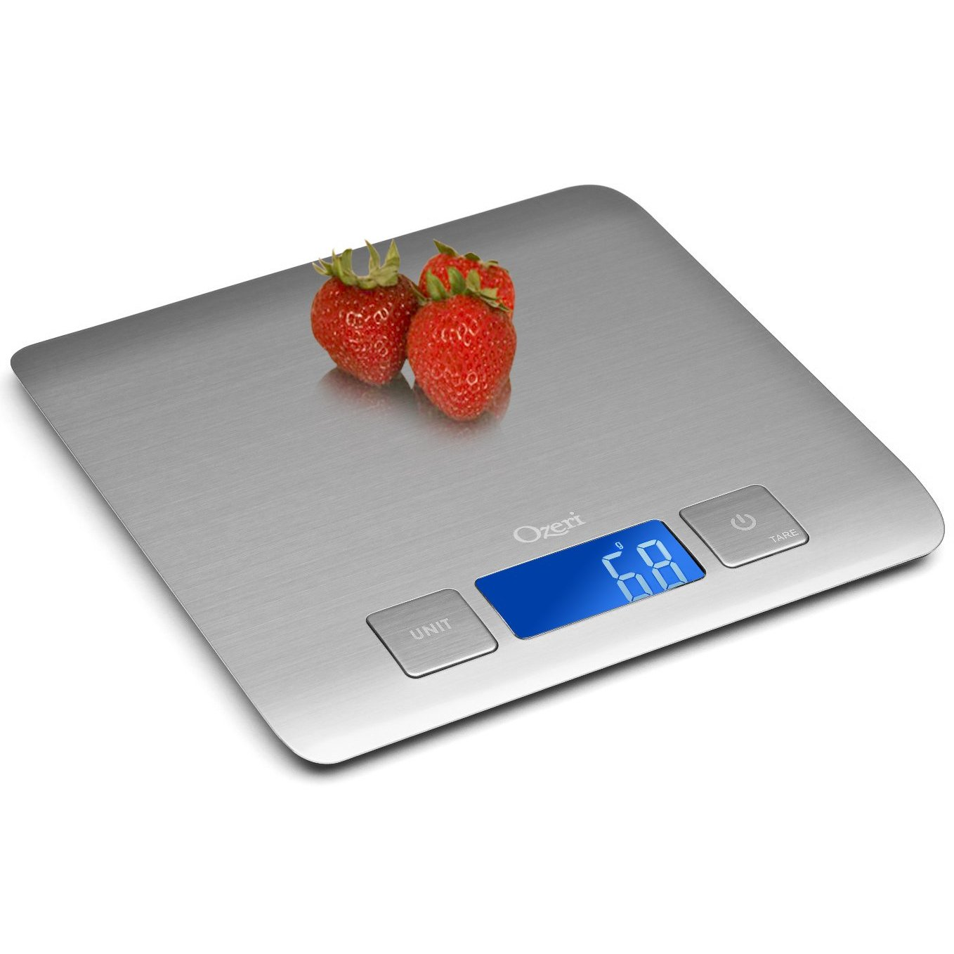 digital kitchen food scale ozeri zenith professional in ultra refined