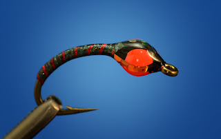 chironomid buzzer fly pattern midge