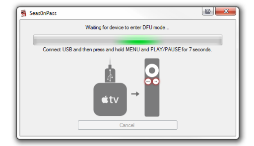 Apple Tv Into DFU Mode