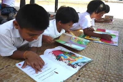 Enseña a leer niños 9 a 12 años