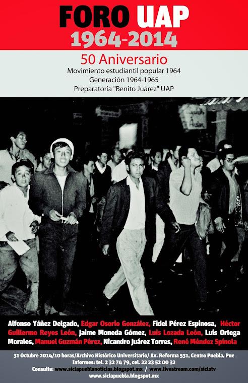 50 Aniversario Generación 1964