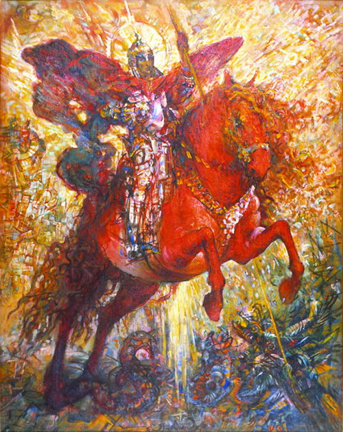 живопись Андрея Смоляка
