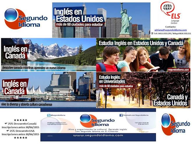Se mantiene la Promoción 2015 ELS para Venezuela en USA y Canadá