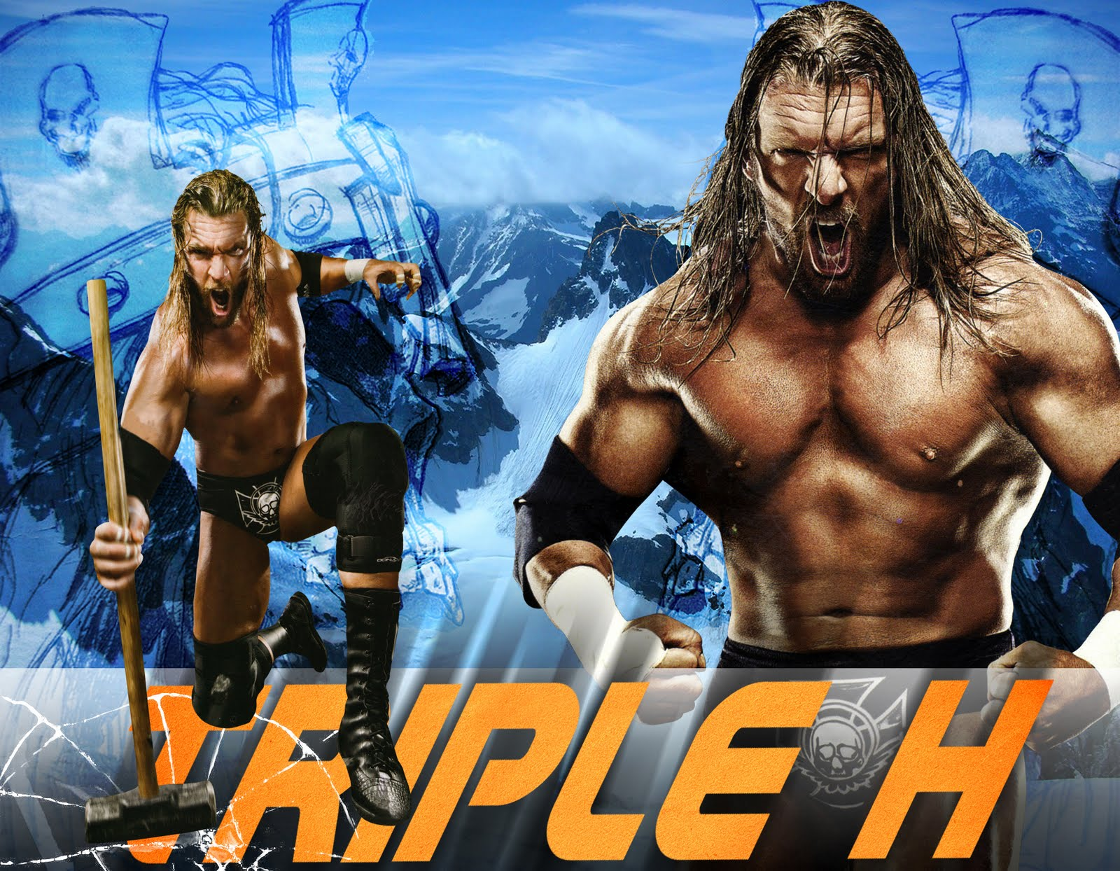 WWE Triple H Wallpapers ~ Sports Wallpapers Cricket wallpapers ...