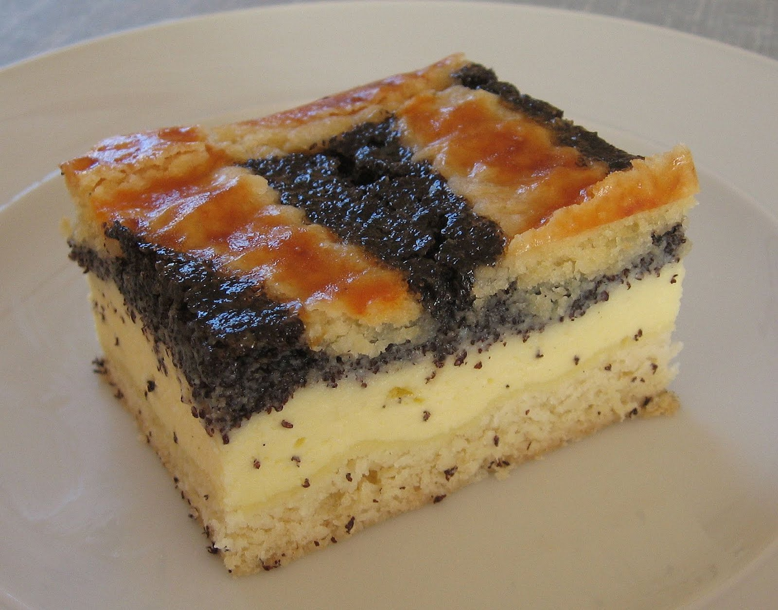 Mohn quark kuchen hefeteig
