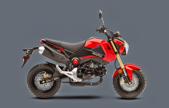Honda Grom Price >> 2015 Honda Grom Specification And Price The Motorcycle