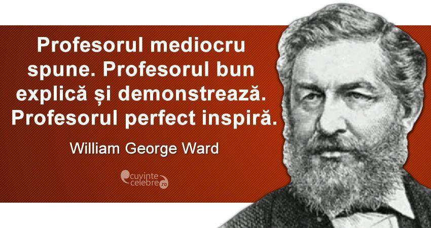 A fi profesor