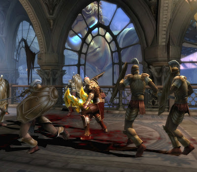 Pc Game Down: God of War 2 PC -Torrent