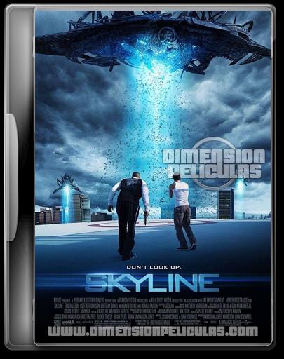 Skyline (BRRip Inglés Subtitulado)