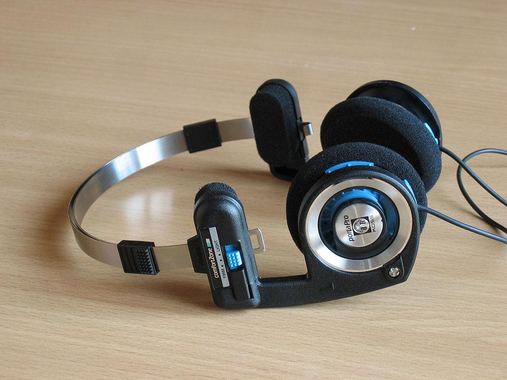 Blog amplificando reviews de equipamentos musicais koss - Koss porta pro ...