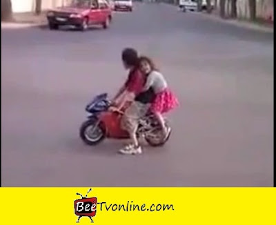 Mini heavy bike