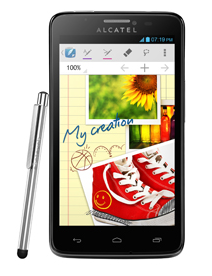 Alcatel One Touch Scribe Easy Specs and Price