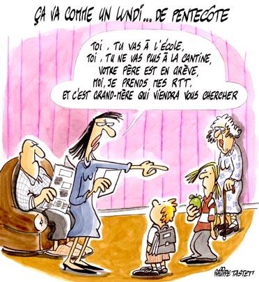 BLOG CFTC ALTIS : LE FORUM DES SALARIES !: LUNDI DE PENTECOTE