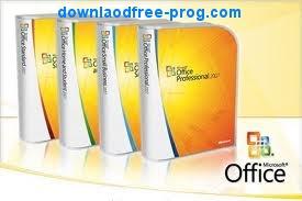 تحميل برنامج Office 2007 Final