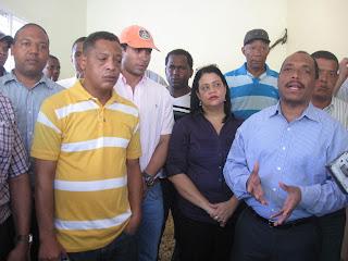 EGEHID  inicia construcción carretera de Muchaagua-Cambita en San Cristóbal