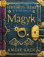 Cover of Magyk by Angie Sage
