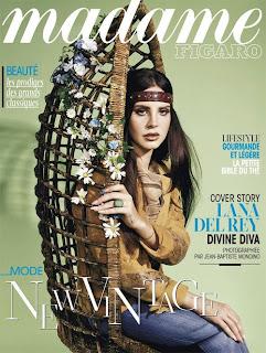 Lana Del Rey (Madame Figaro)