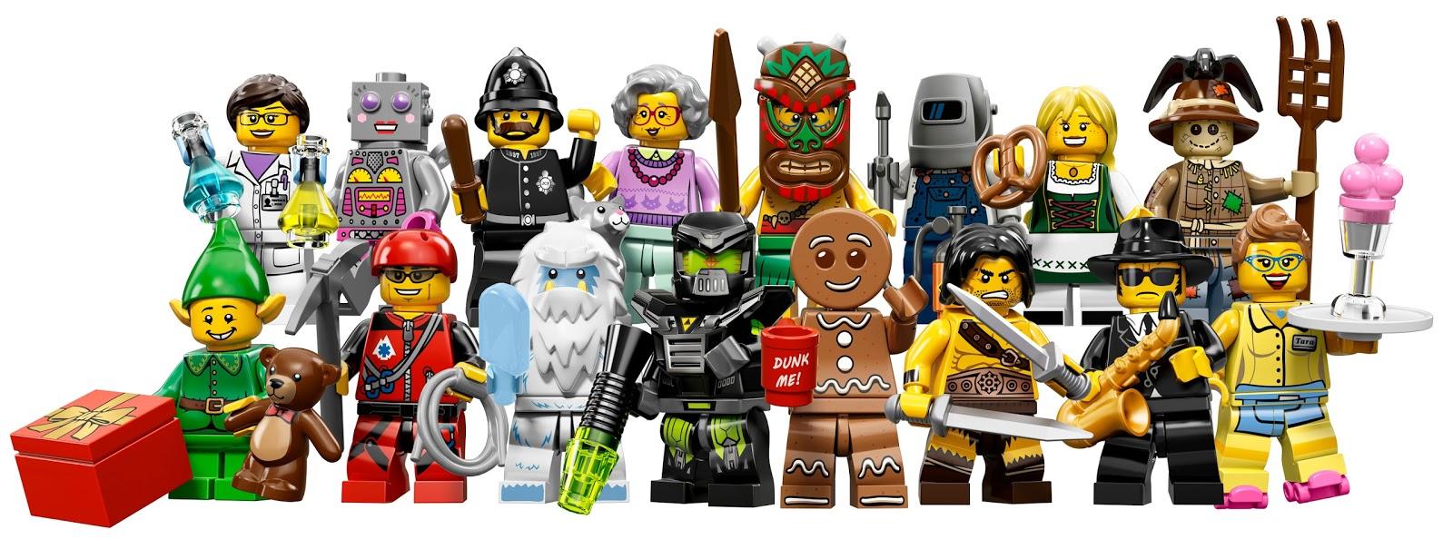 LEGO Minifig Figurine Minifigure 71002 Série 11 NEUF NEW