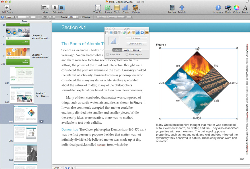 iBooks Author Create and Publish amazing Multi-Touch books for iPad. ibooks author ipad