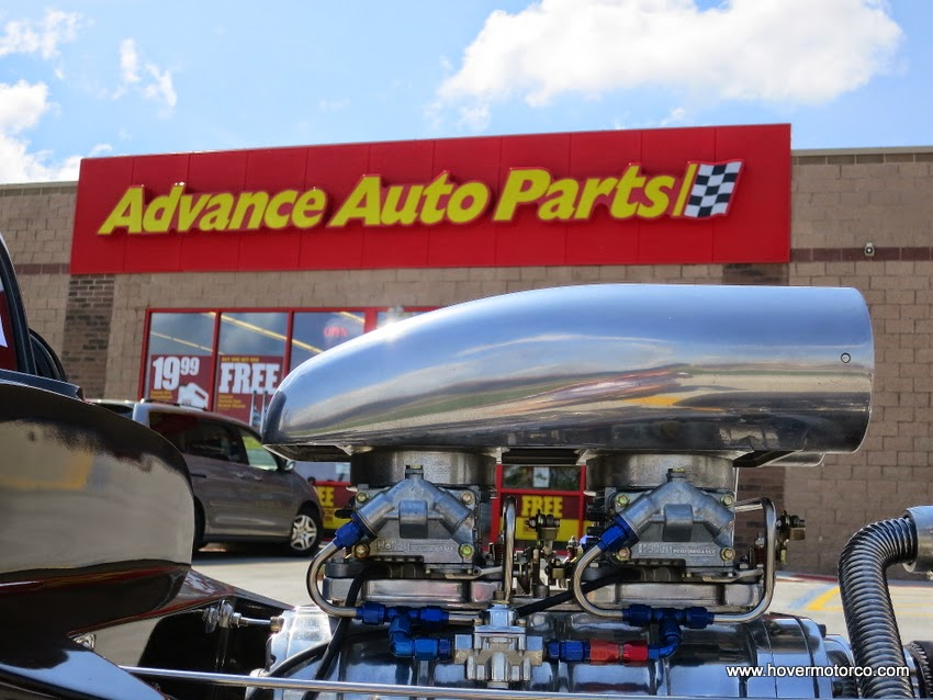 Beautiful Sunday at the JDRF Advance Auto Parts Car Show in Shawnee