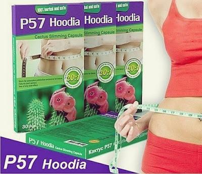 Obat Pelangsing Badan P57 Hoodia center beauty
