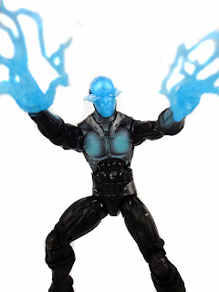 "Hasbro 6"" Amazing Spider-Man Marvel Legends - Electro Movie Figure"
