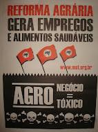 REFORMA AGRÁRIA X AGRONEGÓCIO
