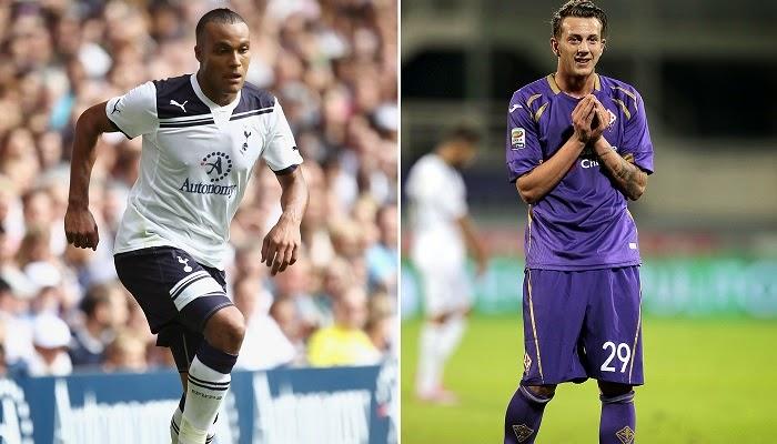 Tottenham vs Fiorentina en vivo