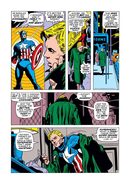 Captain America (1968) Issue #128 #42 - English 4