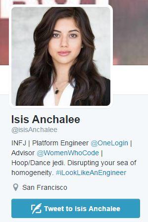 Akaun Facebook Wanita Bernama Isis Dipadam