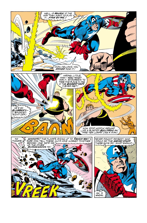 Captain America (1968) Issue #333 #262 - English 20