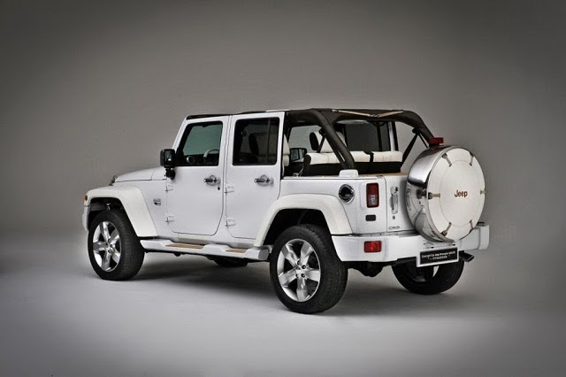 Jeep Wrangler HD Image