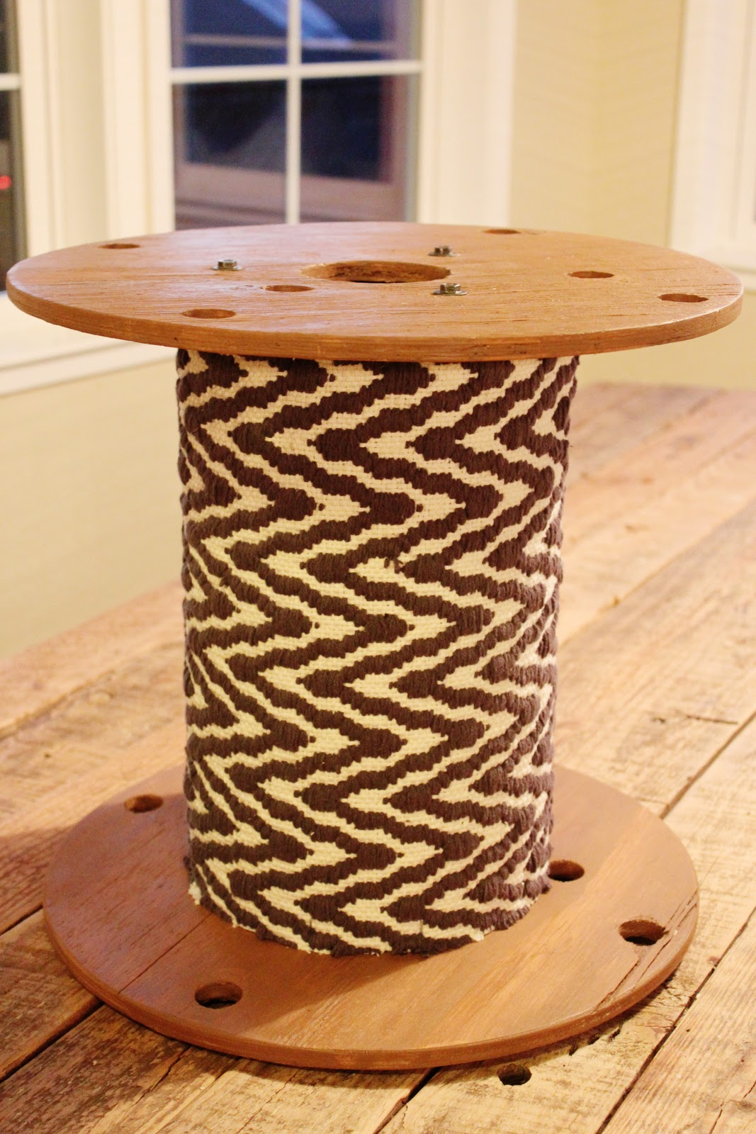 1000 images about wooden spool ideas on pinterest spool for Large wooden spools used for tables