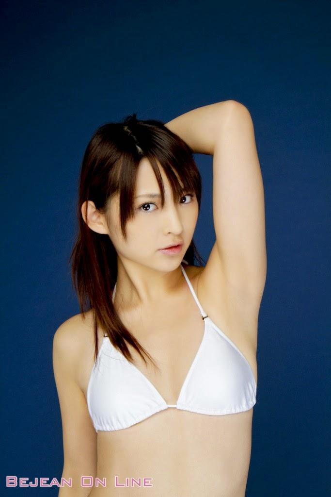 Saki Suzuki - Nữ hoàng nội y với khuôn mặt đẹp như thiên thần