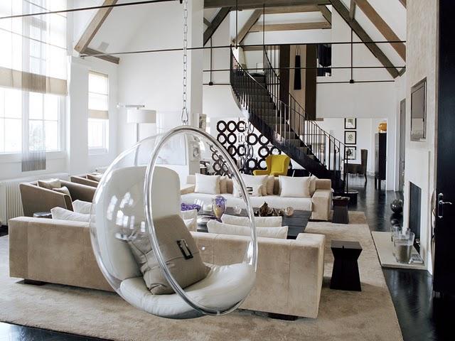 A Londres Le Loft De La Diva Du Design Anglais Kelly Hoppen