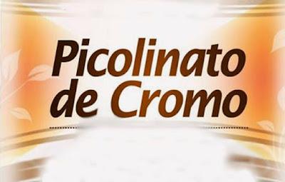 Picolinato de Cromo é recomendado para a perda de peso por contribuir no metabolismo de gorduras e proteínas