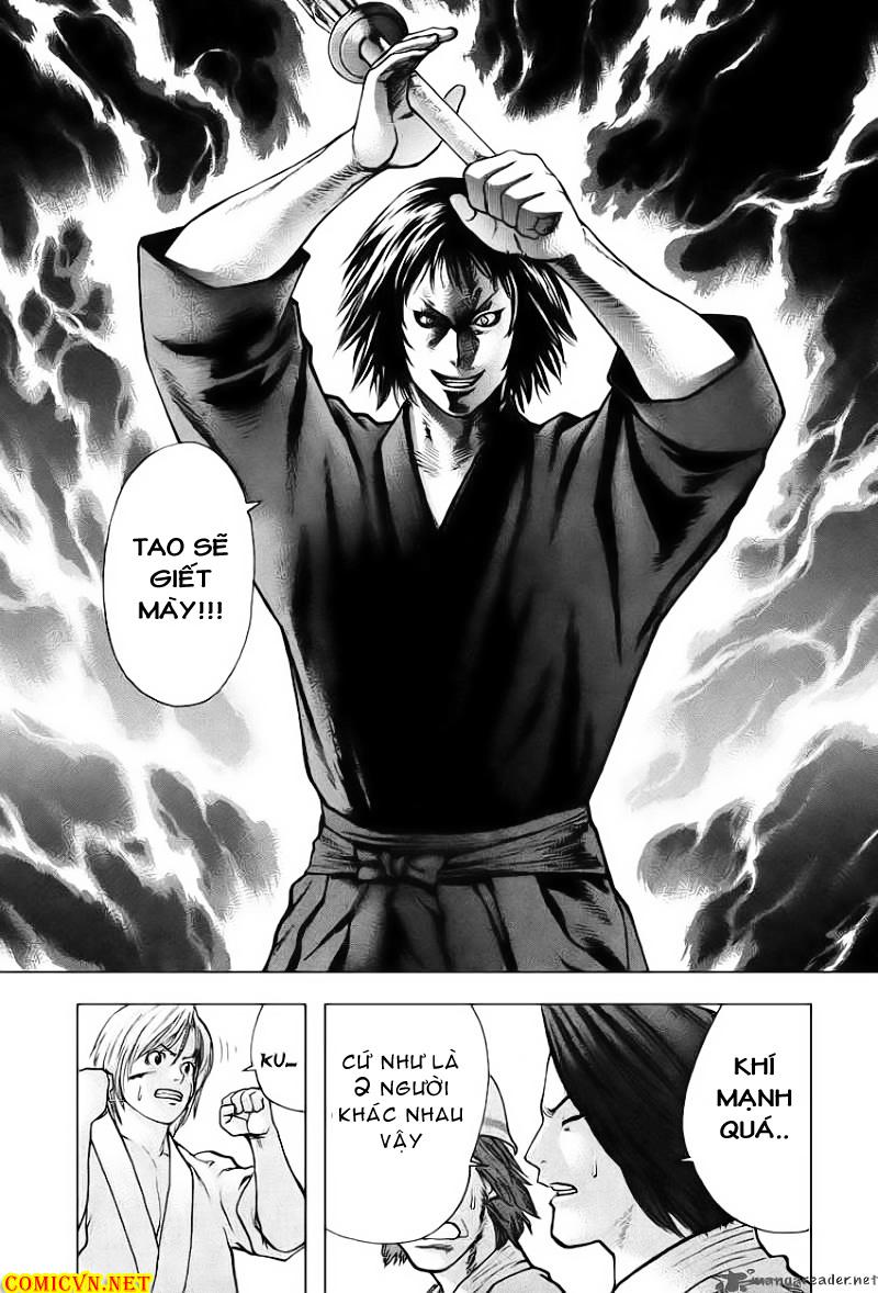 Karate Shoukoushi Kohinata Minoru chap 24 Trang 4