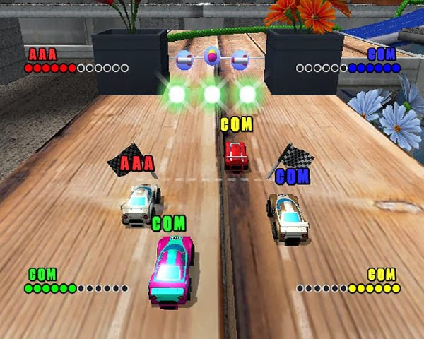 Micro Machines V4 image 2