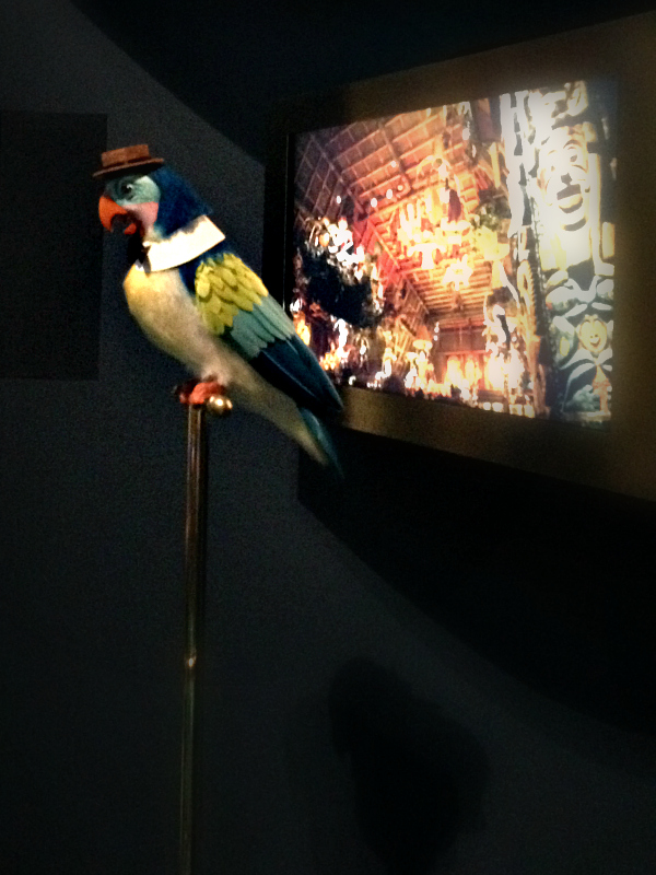 Barker Bird | a review of Animate Your Night: Choose Your Own Adventureland at The Walt Disney Family Museum