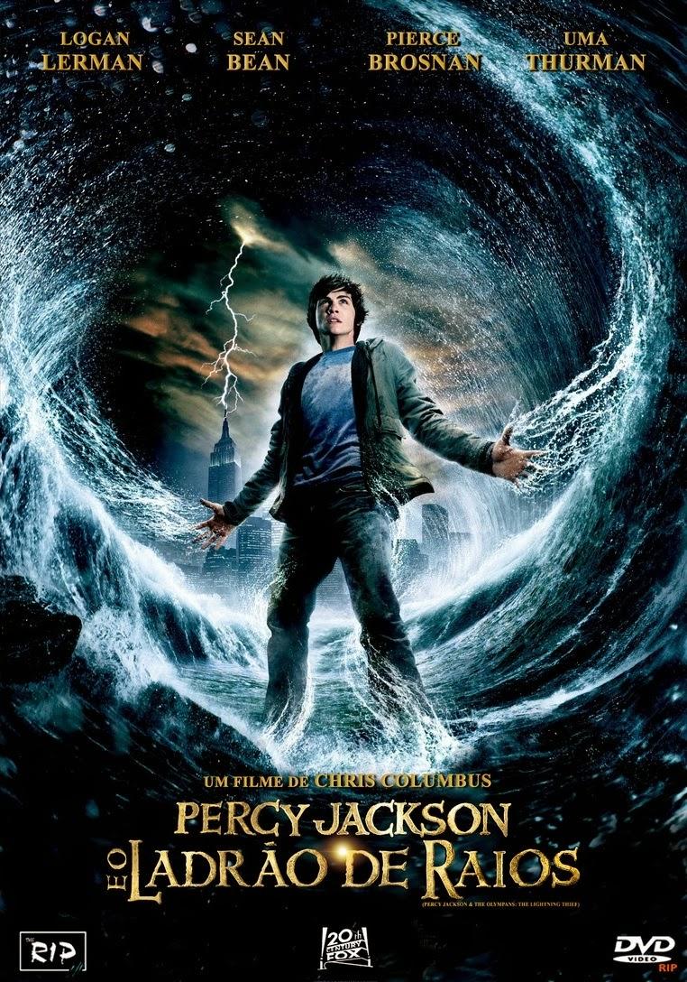 Percy Jackson e o Ladrão de Raios – Dublado (2010)