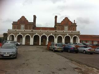 Maldon East railway station, Essex