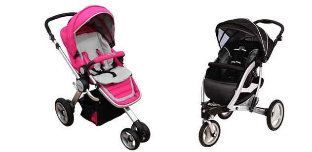 Revista Padres: Cómo elegir el coche del bebé?