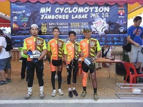 09032014 MH Cycolomotion Jamboree Lasak 360 2.0